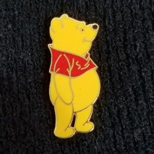 Disney Enamel Pin Winnie the Pooh 11320